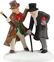 Department 56 Dickens Christmas Carol Village A Humbug Uncle Accessory, 2.95 inch