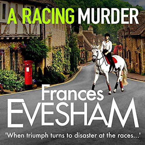 A Racing Murder cover art