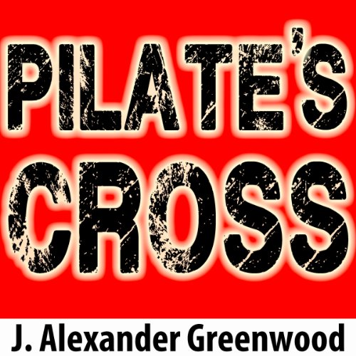 Pilate's Cross audiobook cover art