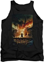 Hobbit Movie Smaug Poster Licensed Adult Tank Top All Sizes