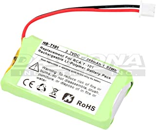 Hs-T101 Replacement Battery