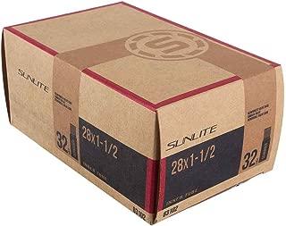 Sunlite Standard Schrader Valve Tubes, 28 x 1.5