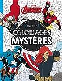 Avengers, LES ATELIERS MARVEL - COLORIAGES MYSTERES