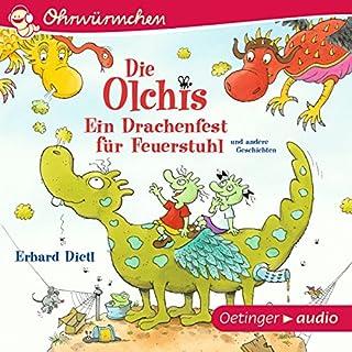 Ein Drachenfest für Feuerstuhl und andere Geschichten     Ohrwürmchen              Autor:                                                                                                                                 Erhard Dietl                               Sprecher:                                                                                                                                 Robert Missler                      Spieldauer: 42 Min.     8 Bewertungen     Gesamt 4,4