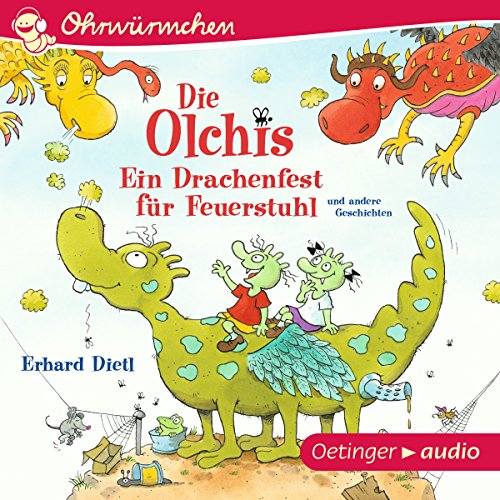 Ein Drachenfest für Feuerstuhl und andere Geschichten Titelbild