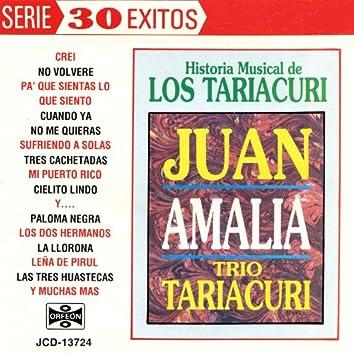 Historia Musical De Los Tariacuri