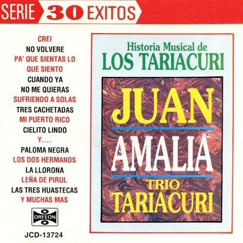 Amalia Mendoza, Juan Mendoza & Trío Tariácuri