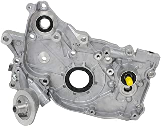 DNJ OP123 Oil Pump for 1999-2006 / Hyundai, Kia/Optima, Santa Fe, Sonata / 2.4L / DOHC / L4 / 16V / 2351cc / VIN 6