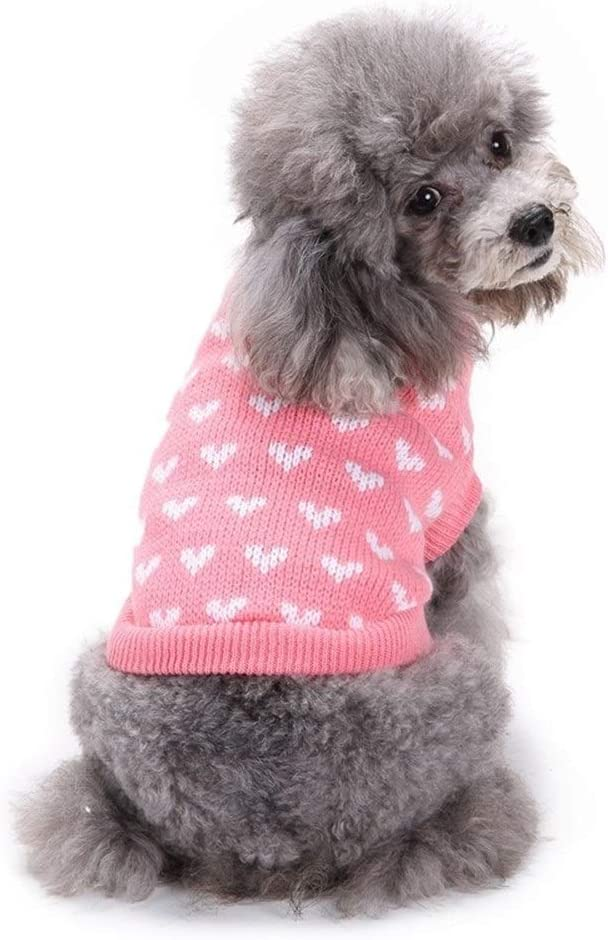 Clothes for Pets 1pcs Cat Dog Coat Pet Puppy Warm Sweater Jacket Translated Colorado Springs Mall