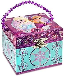 Disney Interactive Studios Disney Frozen Anna and Elsa Musical Jewelry Box