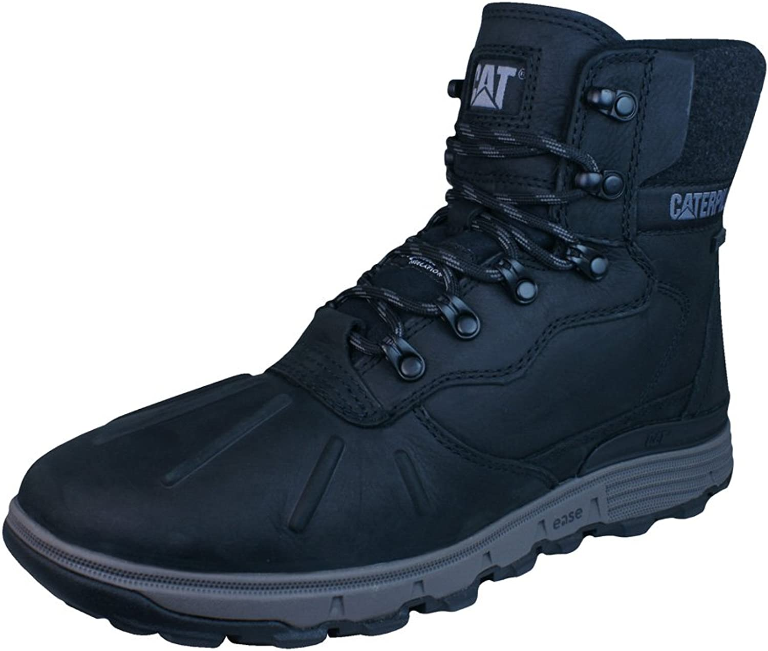 Caterpillar Stiction Hiker Ice Mens Leather Waterproof Boots