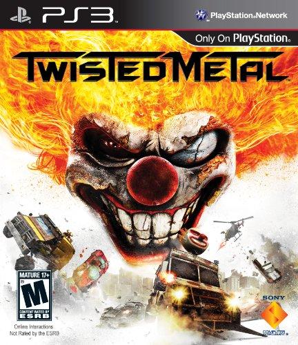 Twisted Metal (Importado)