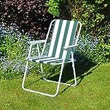 Folding lightweight picnic camping chair