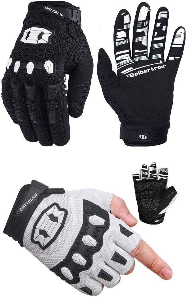 Seibertron Dirtpaw Youth New color Black XL Dirtclaw Gl White Superlatite and