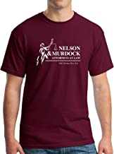 Nelson & Murdock T-Shirt - Attorneys at Law - Hell's Kitchen New York