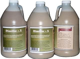 Dimilin-X Koi & Goldfish Treatmen 1/2 Gallon Anchor Worm Fish Lice Flukes diflubenzuron