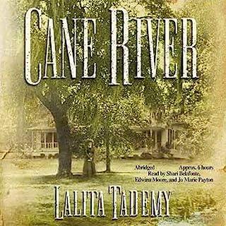Cane River audiobook cover art