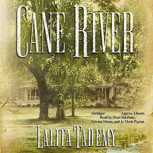 Cane River audiobook cover art