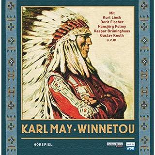 Winnetou                   Autor:                                                                                                                                 Karl May                               Sprecher:                                                                                                                                 Hansjörg Felmy,                                                                                        Kurt Lieck,                                                                                        Dorit Fischer                      Spieldauer: 6 Std. und 18 Min.     78 Bewertungen     Gesamt 4,4