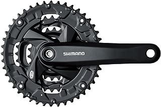 SHIMANO 9-Speed Mountain Bicycle Crankset - FC-M371-L