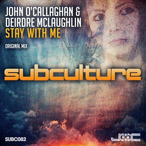 John O'Callaghan & Deirdre McLaughlin
