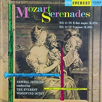 Mozart: Serenades No. 11 & No. 12 (Transferred from the Original Everest Records Master Tapes)
