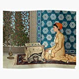 Anbugang Quran Woman Legendary Young Kuran Girl Reading Bey