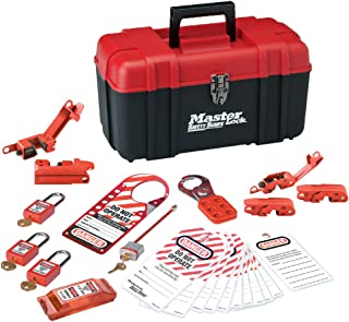 Master Lock Lockout Tagout Kit