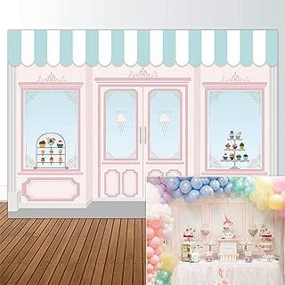 ice cream shop supplies