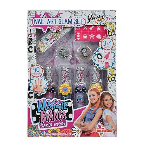 Simba 109273060 - Maggie & Bianca Nail Art Glam