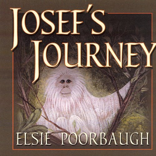 Josef's Journey audiobook cover art