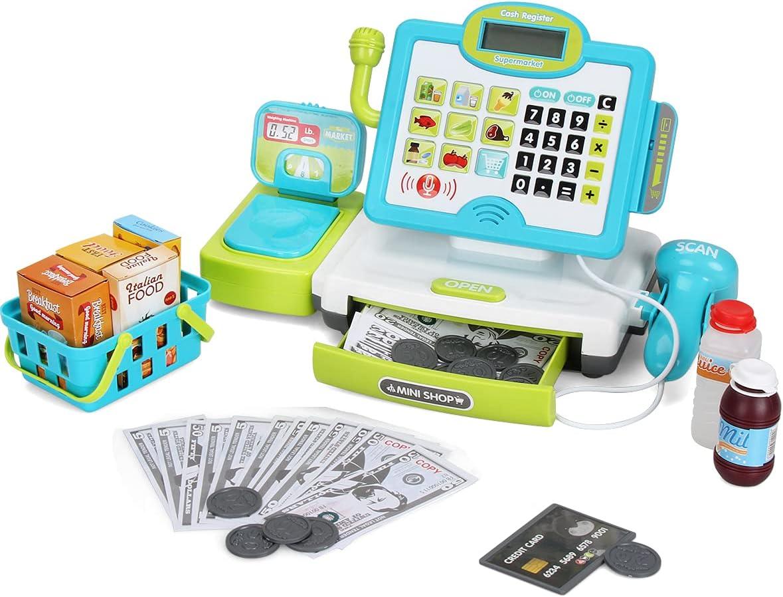 FS Pretend Detroit Mall Play Calculator Cash Register Gift Preschool Toy Ranking TOP9 f as