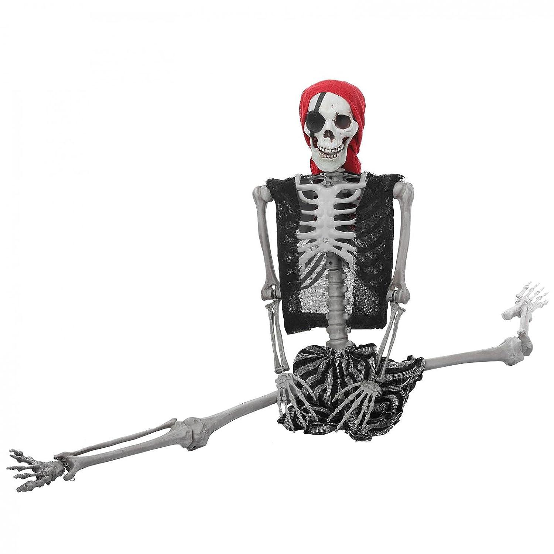 Jomstar [Alternative dealer] 65In Skeleton Recommended Posable Sk Skeletons Big