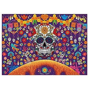 Best sugar skull background Reviews