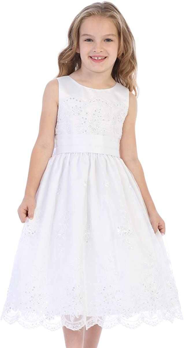 SWEA Pea Daily bargain sale Lilli First Communion for Dresses Girls in Available Max 83% OFF