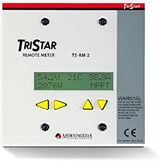 Morningstar, TriStar Remote Digital Meter (for TS-MPPT) with 100' cable, TS-RM-2