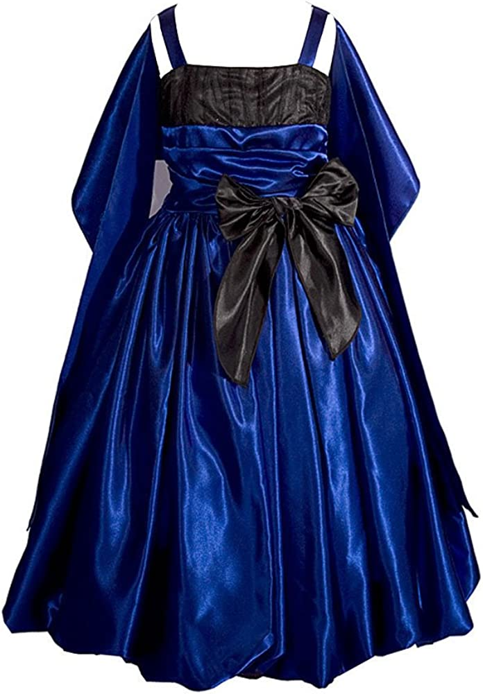 AMJ Dresses Inc Big Girls' Wedding Flower Girl Pageant Formal Dress