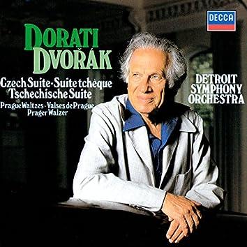 Dvorák: Czech Suite; Prague Waltzes; Polonaise; Polka; Nocturne