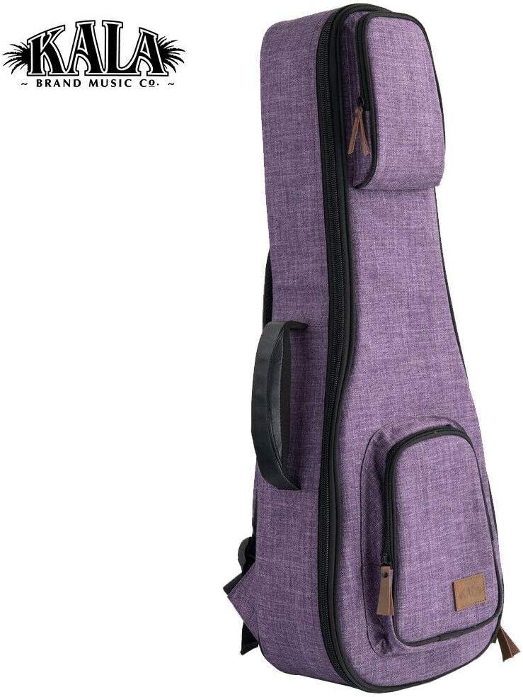 Kala Vista Point Purple Sonoma Coast Ukulele 55% OFF Case Max 79% OFF Soprano