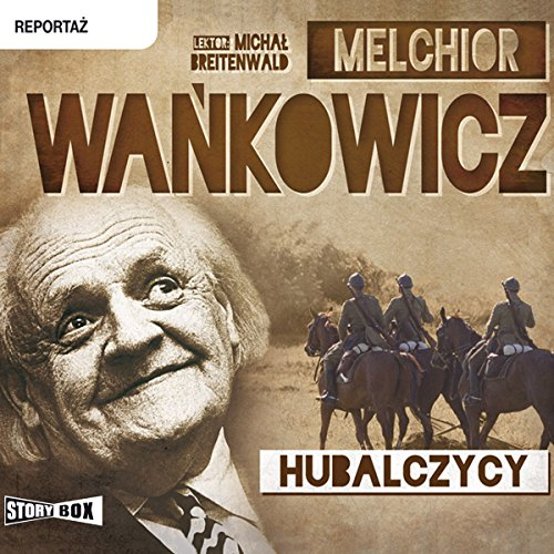 Hubalczycy audiobook cover art