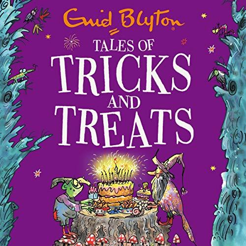 Couverture de Tales of Tricks and Treats