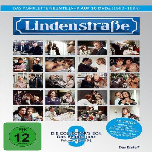 Lindenstraße - Das komplette 9. Jahr (Ltd. Edition mit Notizbuch) (10 DVDs)