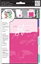 happy planner horizontal extension pack