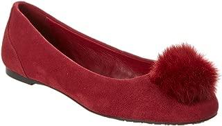 fur pom pom shoes