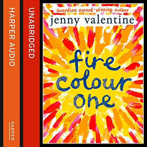 Fire Colour One cover art