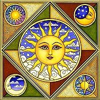 ナンバーキットによる絵画5Dダイヤモンド絵画サンダイヤモンドアートDIY5Dダイヤモンドフルドリルラインストーン刺繡クロスステッチ写真大人のための芸術工芸品30x30cm