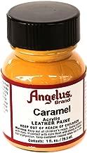 Angelus Acrylic Paints 1oz Color Caramel
