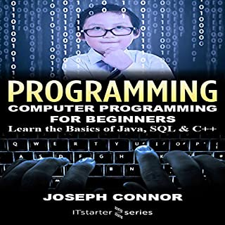 Programming: Computer Programming for Beginners audiobook cover art
