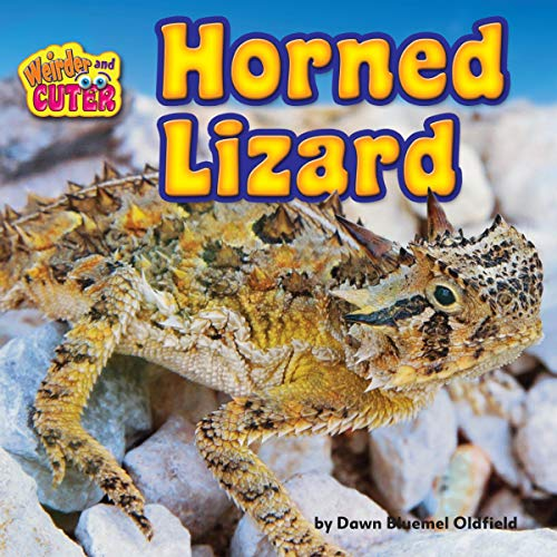 Couverture de Horned Lizard