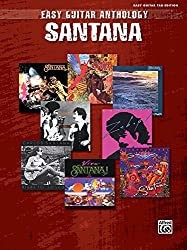 Partition : Santana Carlos Easy Guitar Anthology